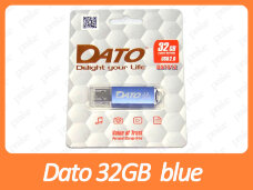 USB флеш накопитель Dato 32GB DS7012 blue USB 2.0 (DS7012BL-32G)
