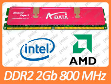 Б/У DDR2 2GB 800 MHz (PC2-6400) CL5 A-Data ADQVE1B16