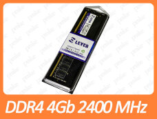 DDR4 4GB 2400 MHz (PC4-19200) Leven