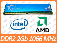 Б/У DDR2 2GB 1066 MHz (PC2-8500) G.Skill CL5 F2-8500CL5D-4GBPK