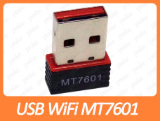 USB WiFi адаптер Mediatek MT7601
